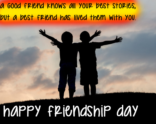 Best Friends Day 2020.Send Friendship Day 2020 Aug 2 Friends Forever Cards