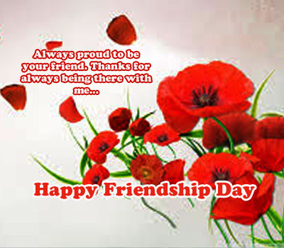 Happy Friendship Day And Enjoy...