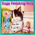 Home : Events : Friendship Week 2018 [Aug 19 - 25] - I Cherish The Bond We Share...