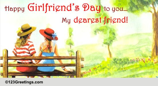 Happy Girlfriend S Day Free Girlfriend S Day Ecards Greeting Cards 123 Greetings