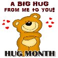 Home : Events : Hug Month 2020 [August] - Big Hugs.