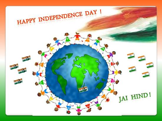 Warm Wishes On Independence Day.