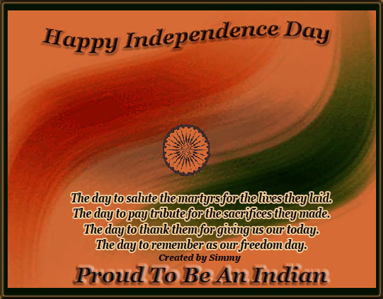 Our Freedom Day Wish.