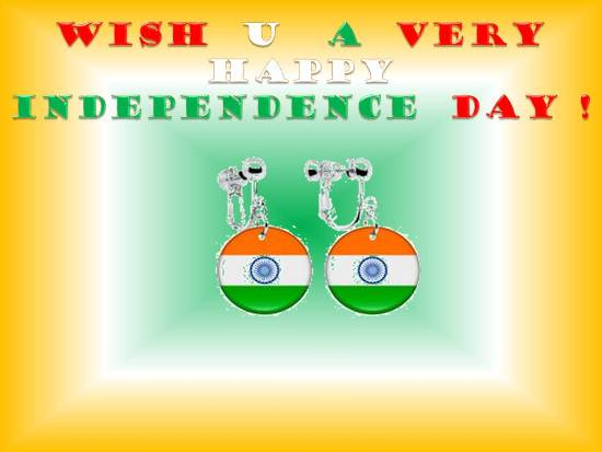 Express Your Joy On Independence Day.