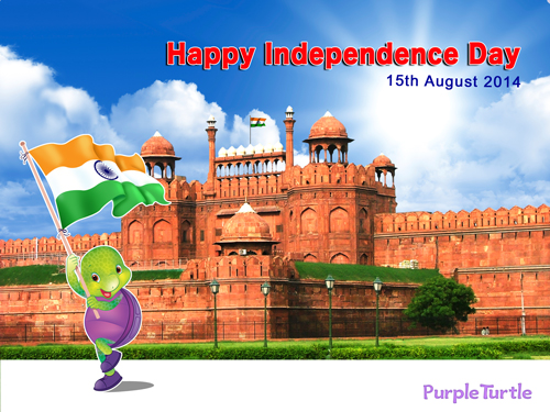 Happy Independence Day (India).