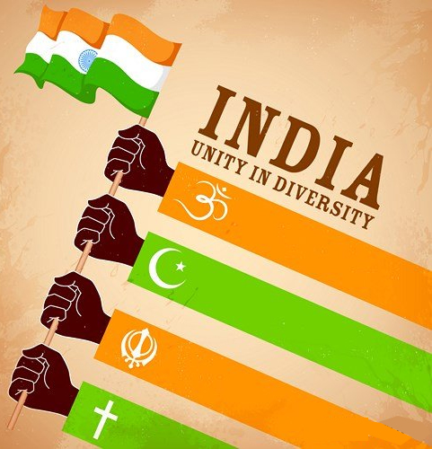 essay on unity in india