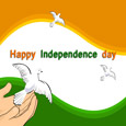 Spirit Of Independence Day.