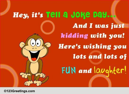 A cool and naughty joke free tell day ecards