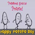 Home : Events : Potato Day 2019 [Aug 19] - Potatoes Gonna Potate!