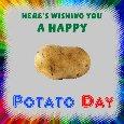 Home : Events : Potato Day 2018 [Aug 19] - A Happy Potato Day.