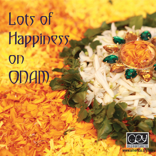 Wishing You Happiness This Onam!