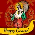 Happy Onam Wishes For You!