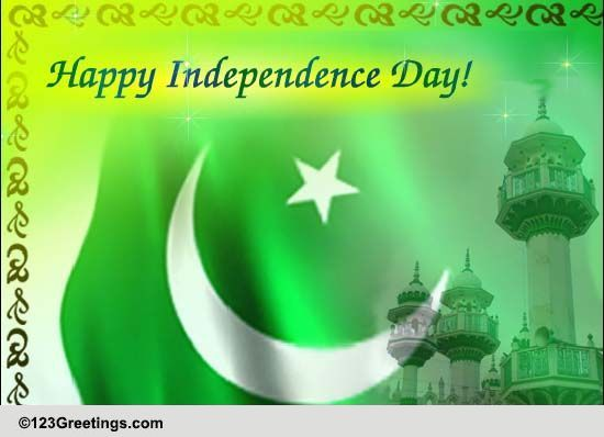 Allah Bless Our Nation... Free Independence Day (Pakistan ...