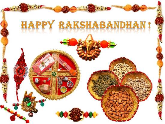 Greetings On  Raksha Bandhan.