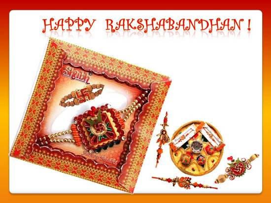 Wishes For A Happy Raksha Bandhan.