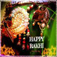 Happy Raksha Bandhan Bhai...
