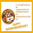 Greet Your Dear  Brother On Rakhi.