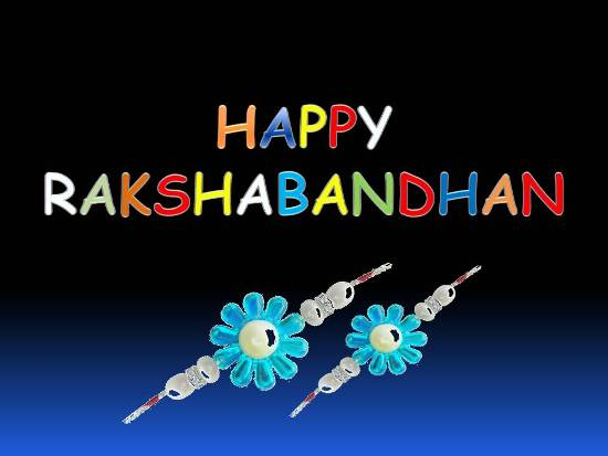 Wish Your Brother On Rakshabandhan.