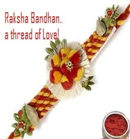 Rakhi A Thread Of Love...