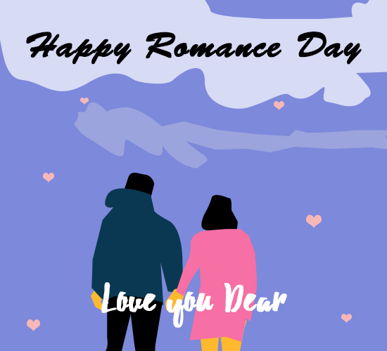 Happy Romance Day, Darling...