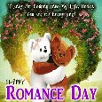A Cute Romance Day Card For You.