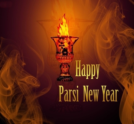 Happy Parsi New Year...