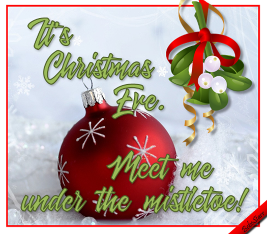 christmas eve ecards