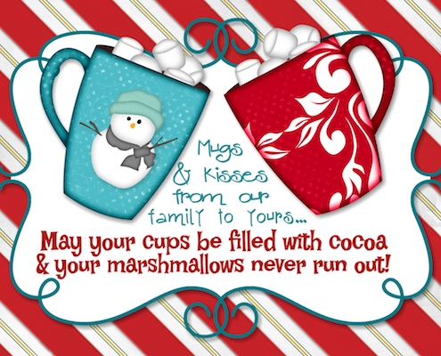 Mugs And Kisses.
