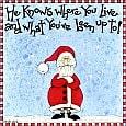 Santa Knows!