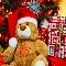 Wish You A Teddy Merry Christmas!