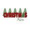 Christmas Wishes - Christmas Card.