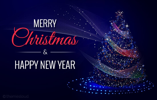 Merry christmas happy new year to u free business greetings merry christmas happy new year to m4hsunfo