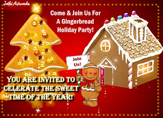 Come And Join Us For A Sweet Time! Free Invitations eCards ...