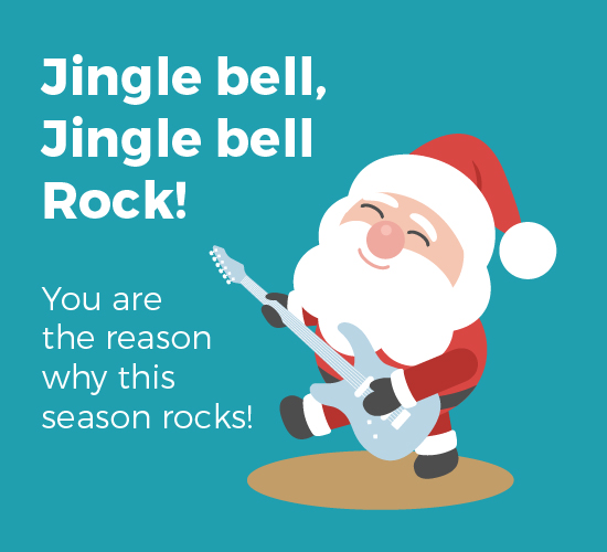 Jingle Bell Rock!