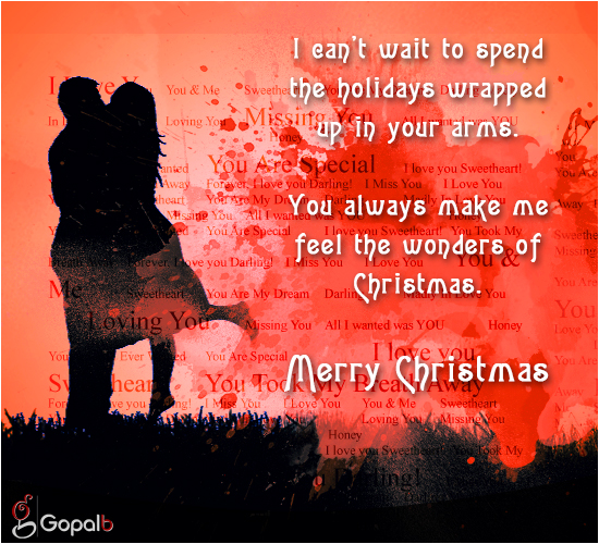 Wrapped Up In Your Arms...
