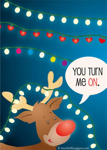 You turn me onnaughty christmas card free love ecards greeting you turn me onnaughty christmas card free love ecards greeting cards 123 greetings m4hsunfo