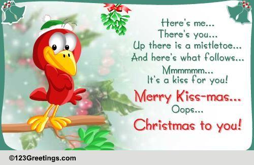Christmas love ecards