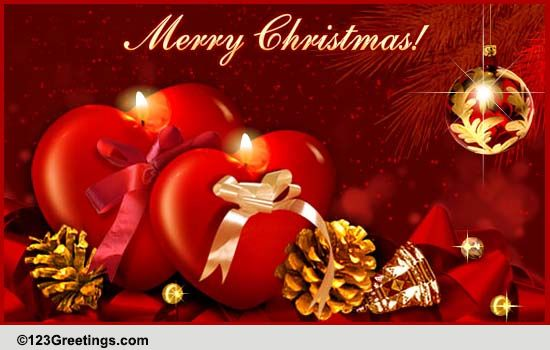 Christmas Wishes For Someone Special! Free Love eCards, Greeting ...