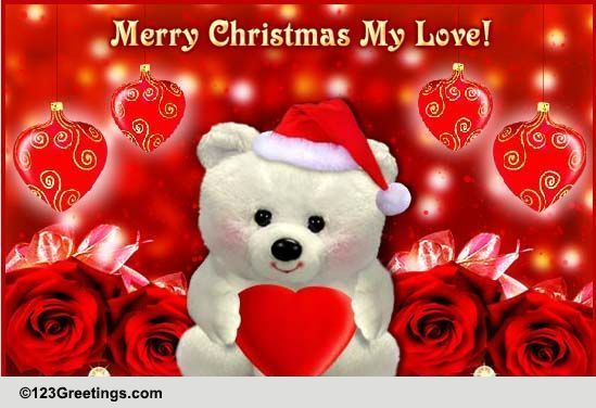 christmas love cards free christmas love ecards greeting cards 123 greetings