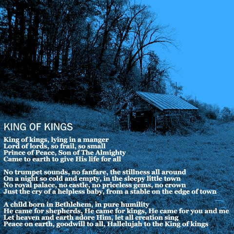 King Of Kings - A Christmas Card.