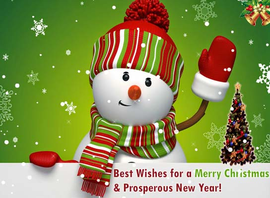 snowman merry christmas wishes  free merry christmas wishes ecards