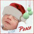 Sleep In Heavenly Peace.