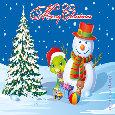 Happy Snowy Christmas!