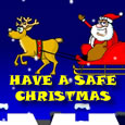 Have A Safe Christmas!