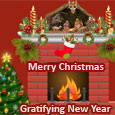 Merry Christmas & Gratifying New Year.