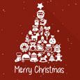 Christmas Tree Collage!