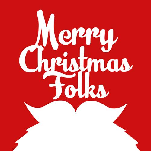 Merry Christmas Folks.