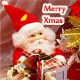 Santa Claus & His Blessings...