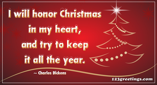 Honoring christmas free merry christmas quotes ecards greeting honoring christmas m4hsunfo