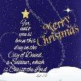 Luke 2:11 Christmas Blessing.